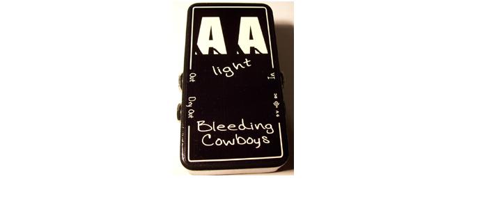 AA-Light Anonymous Amp