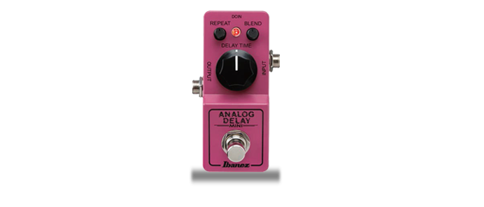 Analog Delay Mini