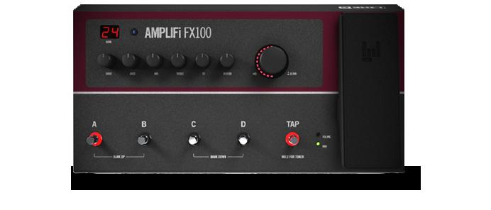 Amplifi FX100 Multieffekt