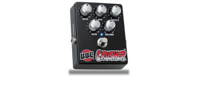 Crusher Distortion