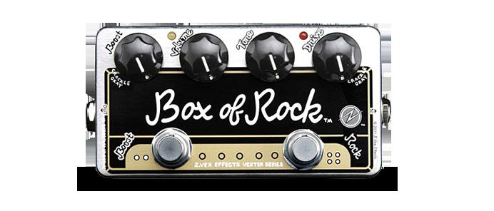 Box of Rock Vexter