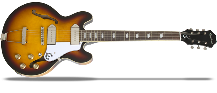 Casino Coupe Vintage Sunburst
