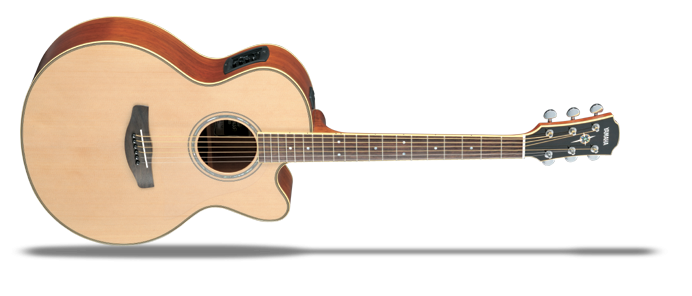 CPX700II Natural Westerngitarre