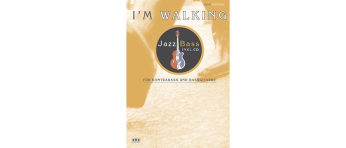 Im Walking - Jazz-Bass