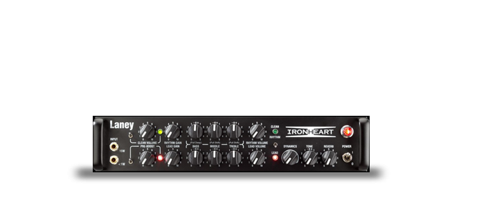 Ironheart IRT Studio Rack Head