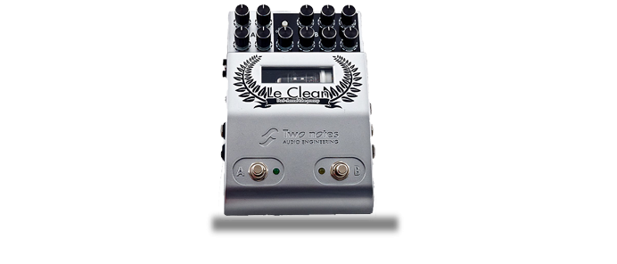 Le Clean Preamp