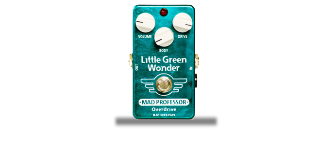 Little Green Wonder Factory