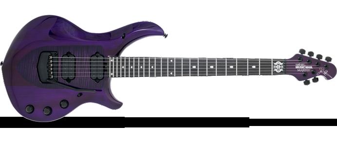 John Petrucci Monarchy Majesty Majestic Purple