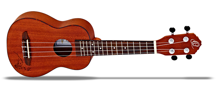 RU5MM SO Soprano Ukulele
