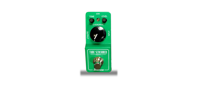 TS Mini Tubescreamer