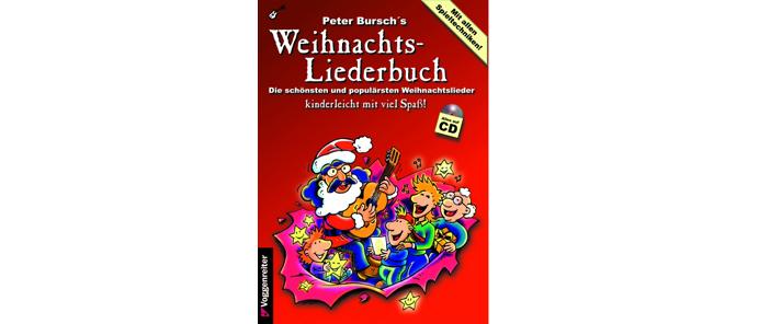 Peter Burschs Weihnachtsliederbuch