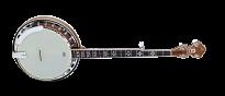 OBJ550W-SNT Banjo