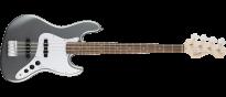 Affinity Jazz Bass RW Slick Silver