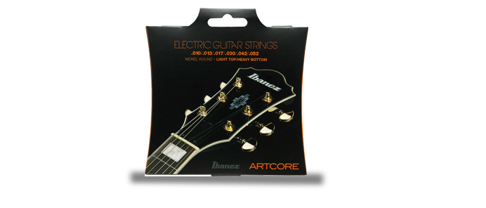 IEGS62 Electric Guitar Strings 10-52
