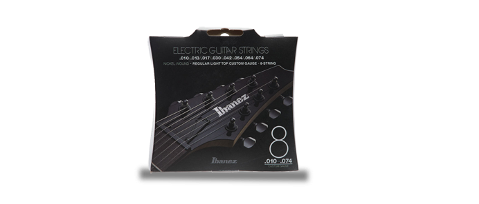 IEGS81 Electric Guitar Strings 10-74