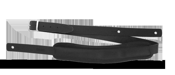 1020 Slim Deluxe Buffalo Black Strap