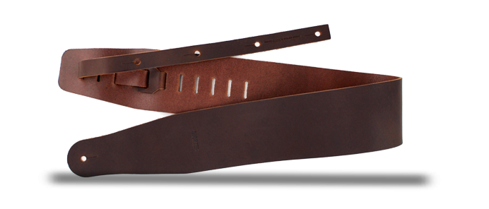 Raw III Punch Brown 1155 Strap
