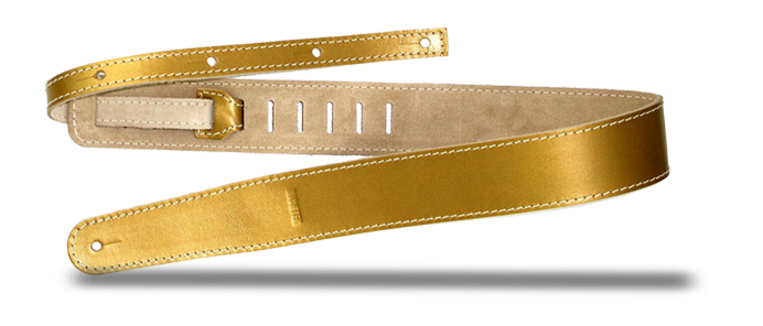 Raw II Metallic Gold 1376 Strap