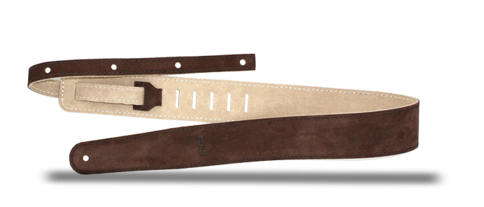 Raw II Suede Brown/Beige 1392 Strap
