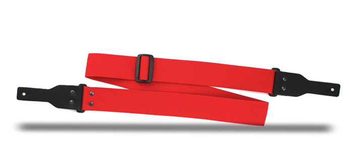 Racoon Red/Black 1477 Strap