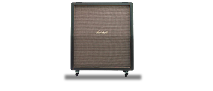 "1960TV 4x12""  E-Gitarrenbox"