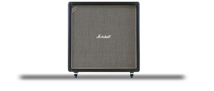 "MR1960BHW 4x12"" Gitarrenbox"