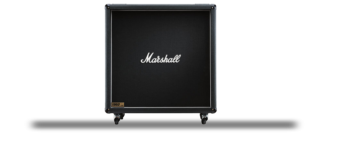 "MR1960B  4x12"" Gitarrenbox"