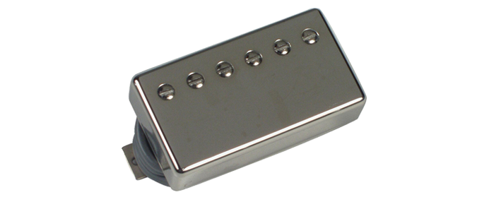 498T Hot Alnico Nickel Humbucker