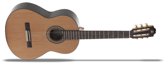 A4 Konzertgitarre Made in Spain