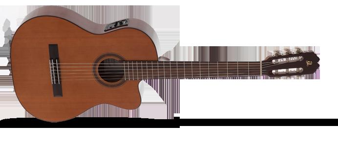 Malaga ECF 4/4 Konzertgitarre Made in Spain