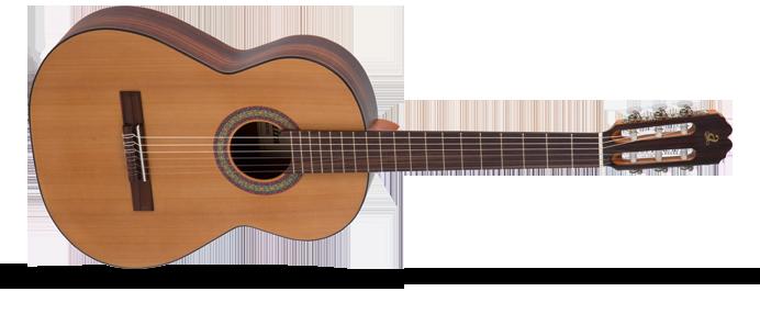 Irene 4/4 Konzertgitarre Made in Spain