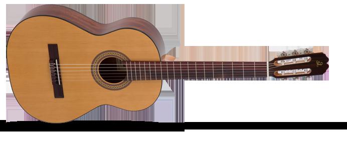 Juanita 1/2 Konzertgitarre Made in Spain