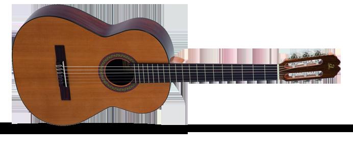 Malaga 4/4 Konzertgitarre Made in Spain