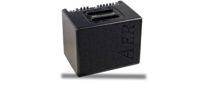 Compact 60 / 4 Akustik Gitarren Verstärker Combo incl. Gig Bag