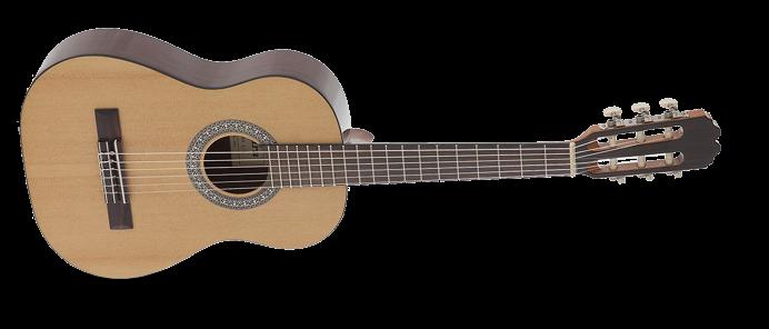 Alba 1/2 Konzertgitarre