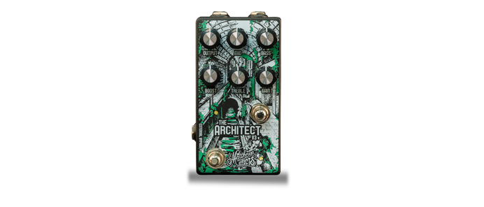 The Architect V3 Overdrive and Boost