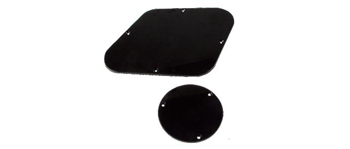 Backplate Combo Black