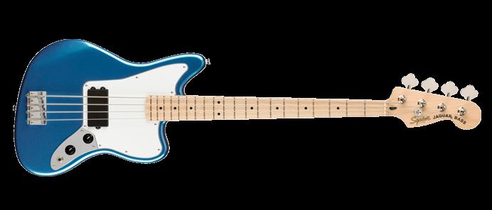 Affinity Series Jaguar Bass H Lake Placid Blue