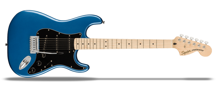 Affinity Series Stratocaster Lake Placid Blue