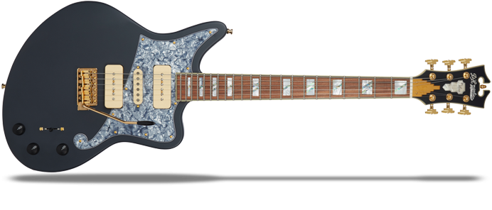 Deluxe Bob Weir Bedford Signature Matte Stone