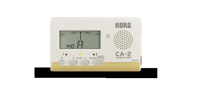 CA-2 Chromatic Tuner