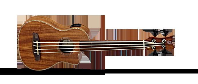 Caiman FL GB Bass Ukulele