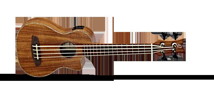 Caiman BS GB Bass Ukulele
