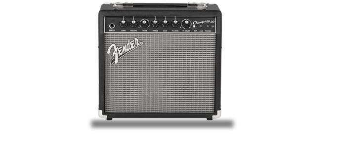 Champion 20 Combo Transistor E-Gitarrenverstärker
