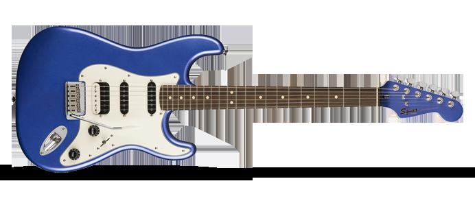 Contemporary Stratocaster HSS OBM Ocean Blue