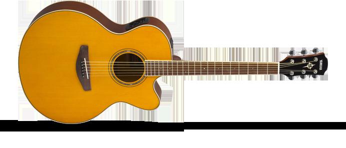 CPX 600  Vintage Tint Westerngitarre