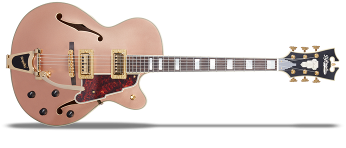 Deluxe 175 Matte Rose Gold Limited