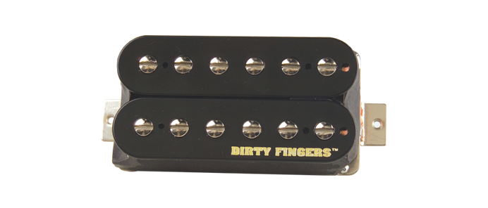 Dirty Fingers Coil Black