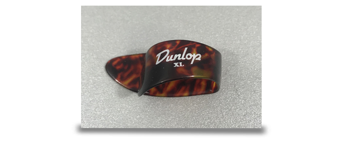 Thumbpick Size XL Daumenpick