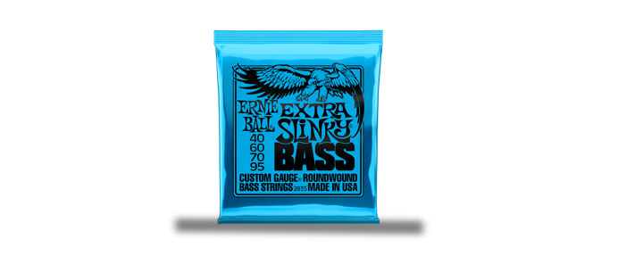 Extra Slinky Bass 2835